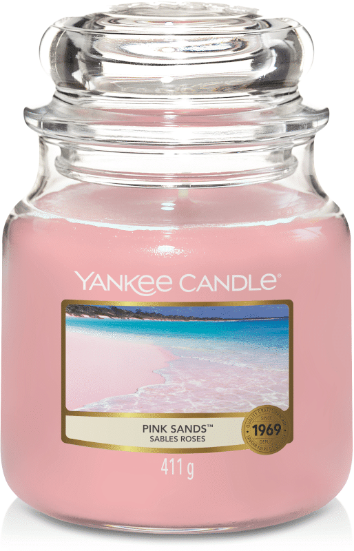 Yankee Candle Pink Sands - Prana Puur | Cadeau winkel Roden