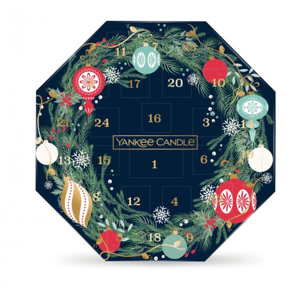 Yankee Candle Countdown to Christmas Advent Calendar - Prana Puur   Cadeau winkel Roden