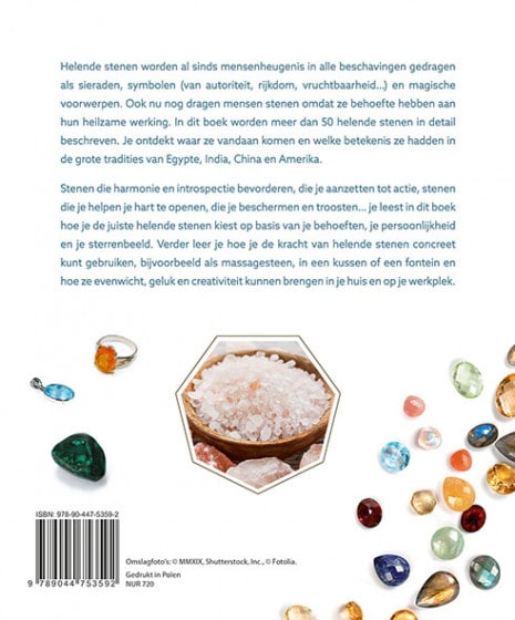 De kracht van helende stenen - Prana Puur | Cadeau winkel Roden